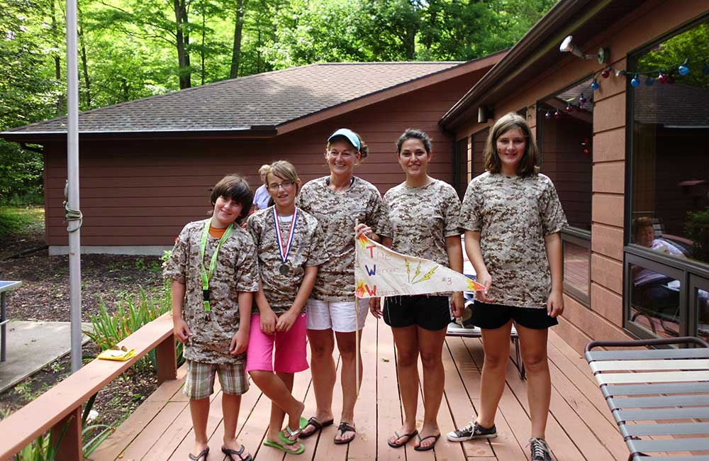 Families love The Rushes - a Lake Resort Door County in Bailey's Harbor, Wisconsin