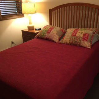 Queen Bedroom - Door County Timeshare in Bailey's Harbor, Wisconsin
