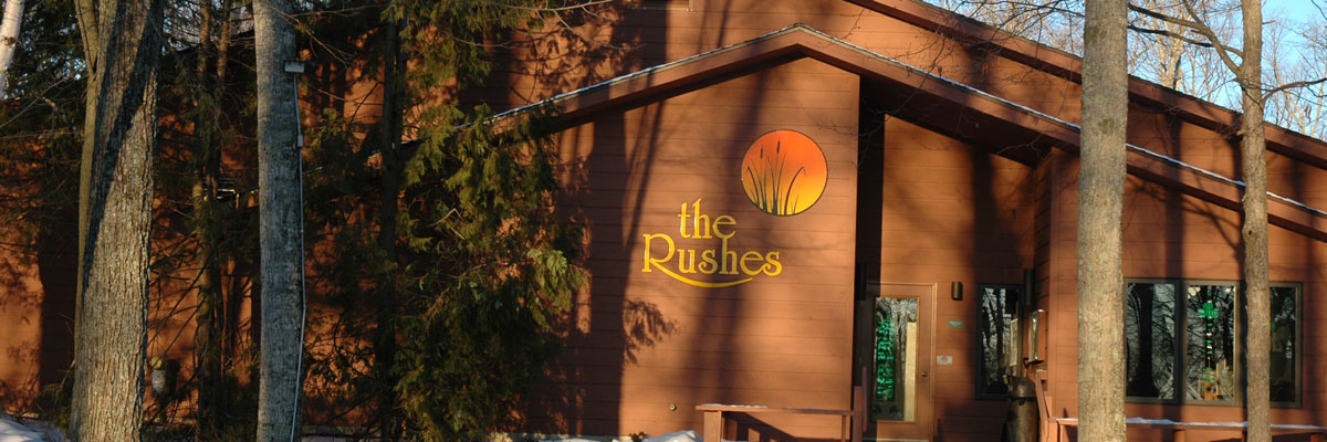 the Rushes building