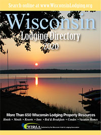 Wisconsin Lodging Directory Cover Finalist - The Rushes